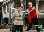 金正恩被奥巴马砍头吓尿了