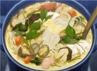动漫里的火锅 吃货福利 冬季必备 日本 动图