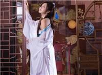 中国古装美女人体艺术写真集