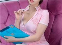 韩国爆乳翘臀美女小护士大胆粉色护士制服白丝脸红诱惑图片